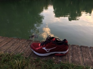 """Le scarpe mi dicono: """"Va tutto bene."""""""